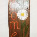 dipinto su legno grande (b)