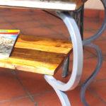 tavolino da living porta tv con vetri