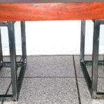 Base idi ferro per tavolo