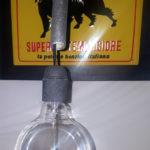 applique con lampadina edison vintage
