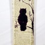 cavatappi da parete con secchiello e scritta (h)