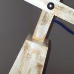 lampada snodabile di legno
