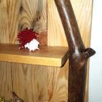 mensole da appendere in legno