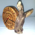 orologio da tavolo con bancali