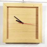 orologio quadrato da appendere