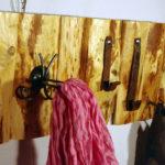 porta abiti da parete