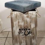 pouf contenitore aperto (D)