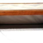 tavolino da salotto di legno