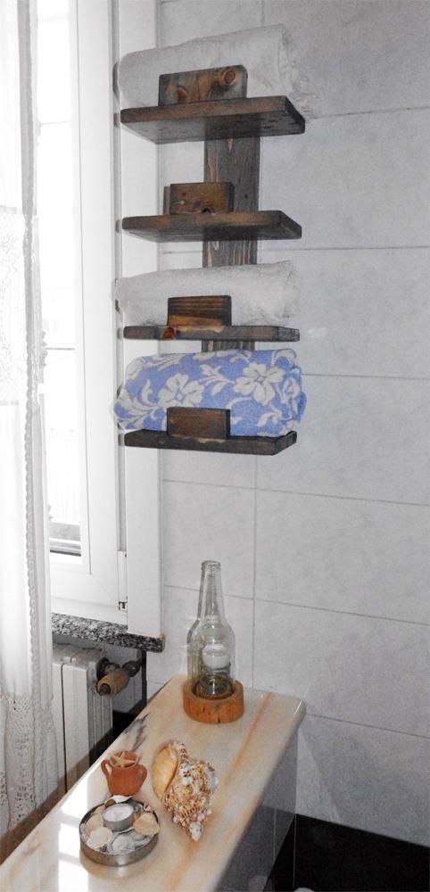 4 asciugamani quercia