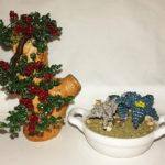 composizione mista bonsai di perline (M)