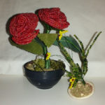 composizione mista bonsai di perline (O)