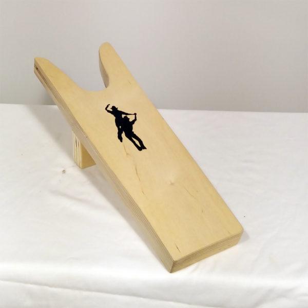 levastivali di legno con immagini (a)