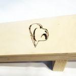 levastivali di legno con immagini (j)