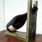 porta bottiglia singolo (h)