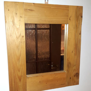 specchio vintage rettangolare (b)