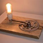 lampada su pedivella